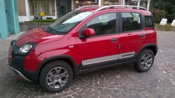 FIAT PANDA CROSS 0.9 TWIN AIR